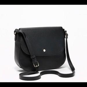 🆕 Old Navy Crossbody Saddle Bag
